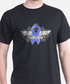 Eosinophilic Disorders Fighter Wings T-Shirt