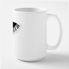 Piano Keyboard Mugs