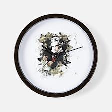 Beethoven Wall Clock