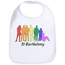 St Barthelemy diversity Bib