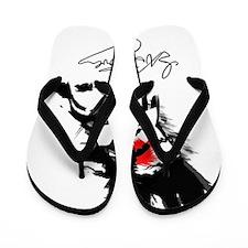 Beethoven Flip Flops