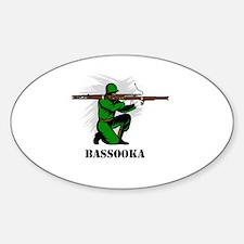 Bassooka Decal