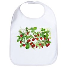 Ripe Strawberries from Provence Bib