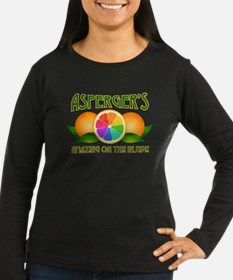 Asperger's Amazing Oranges II Long Sleeve T-Shirt
