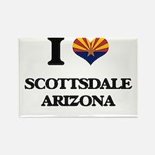 I love Scottsdale Arizona Magnets