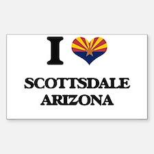 I love Scottsdale Arizona Decal