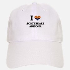 I love Scottsdale Arizona Baseball Baseball Cap