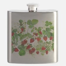 Ripe Strawberries from Provence Flask