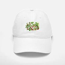 Ripe Strawberries from Provence Baseball Baseball Cap
