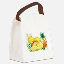 Sunday Morning in Funchal Canvas Lunch Bag