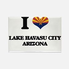 I love Lake Havasu City Arizona Magnets
