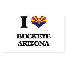 I love Buckeye Arizona Decal