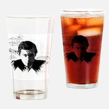 Glenn Gould Drinking Glass