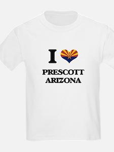 I love Prescott Arizona T-Shirt