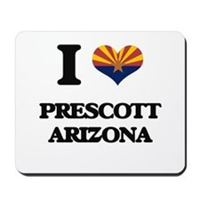 I love Prescott Arizona Mousepad