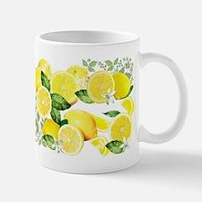 Acid Lemon from Calabria Mugs
