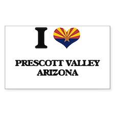 I love Prescott Valley Arizona Decal
