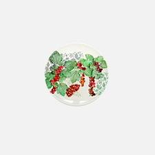 British Wild Redcurrants Mini Button
