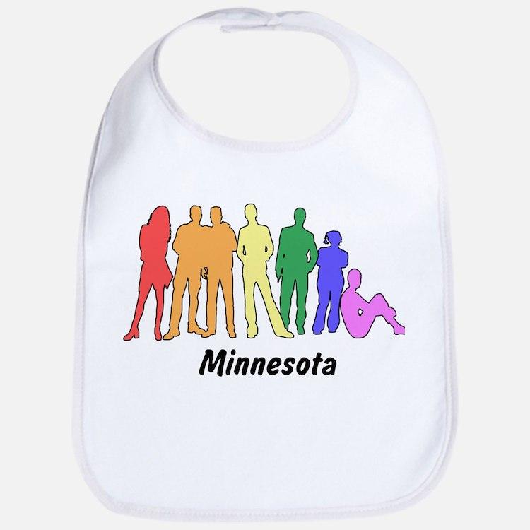 Minnesota diversity Bib