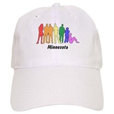 Minnesota diversity Baseball Cap