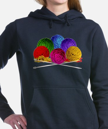 Great Balls of Bright Yarn! Sweatshirt