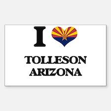 I love Tolleson Arizona Decal