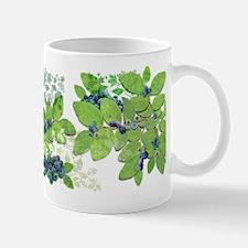 Blueberries from Nova Scotia Mugs