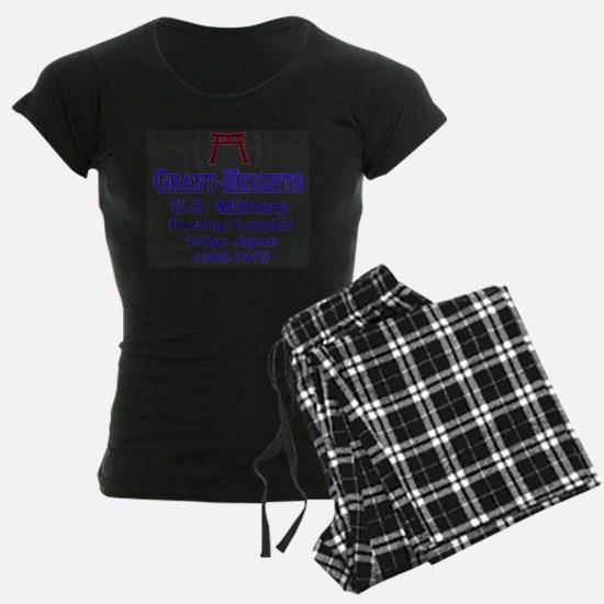 Grant Heights Japan Pajamas