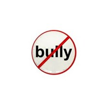 stop bullying Mini Button (10 pack)