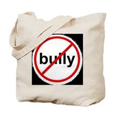 stop bullying Tote Bag