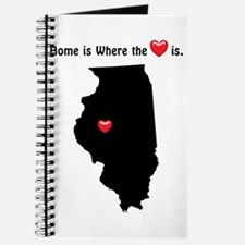 ILLINOIS Home is Where the Heart Is Journal