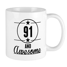 91 And Awesome Mugs