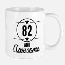 82 And Awesome Mugs