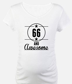 66 And Awesome Shirt