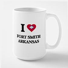I love Fort Smith Arkansas Mugs