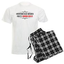 Work For It Pajamas