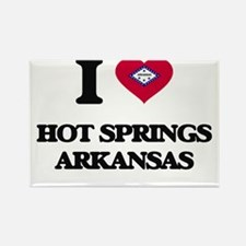 I love Hot Springs Arkansas Magnets