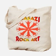 Anasazi Rock Art Tote Bag