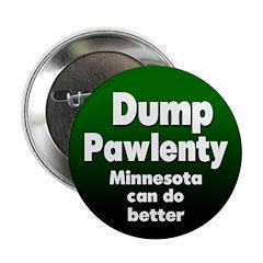 Dump Pawlenty Button