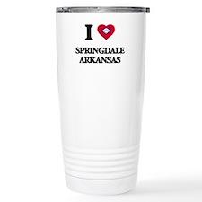I love Springdale Arkan Travel Mug