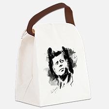 JFK Canvas Lunch Bag