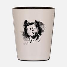 JFK Shot Glass