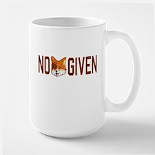 Funny - No Fox Given Mugs