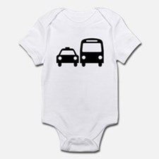 Public Transport Infant Bodysuit