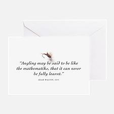 The mathematiks Greeting Card