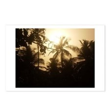 Goa Sunset Postcards (Package of 8)