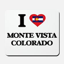I love Monte Vista Colorado Mousepad