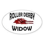 Derby-Widow Back.jpg Sticker
