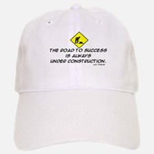 THE ROAD TO SUCCESS Baseball Baseball Cap