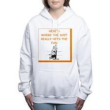 curling Women's Hooded Sweatshirt